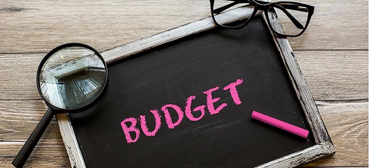 How do I set a marketing budget for my business?
